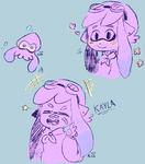 Night Doodles by Kassy1011