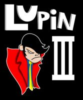 Lupin III by Sir-Heartsalot