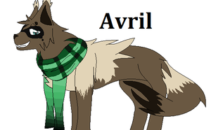 Avril -request- by caseVIRUS