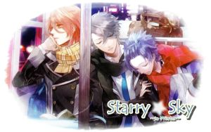 Starry Sky Wallpaper 1280x800 by kagetsukiGo