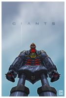 Giant - The Big O by DanielMead