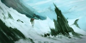 Speed Paint 20 by SamTheConceptArtist