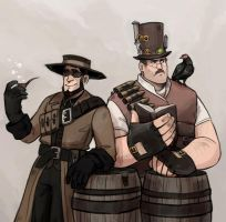 Steampunked by Kethavel