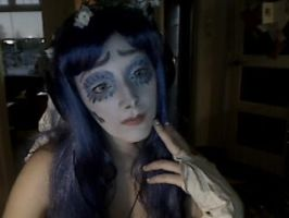 Corpse Bride - Tears to shed by Devynae