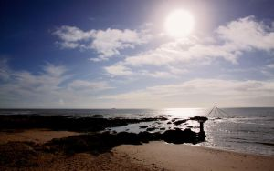 Fishing light by Pierre-Lagarde