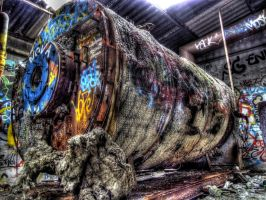 UrbEx HDR XVI by digitalminded