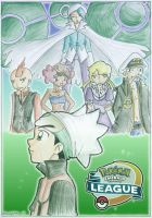 Pokemon Emerald Nuzlocke 66 by CandySkitty