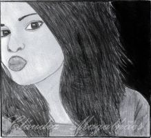 .:Selena Gomez:. by ClaudiaM94