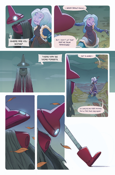 North Page 8 by michaeldoig