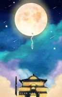One Summer Night by r3nisa