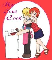 My Love Cook by beanchan