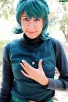 Saria's Smile by MelodyZombie