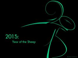 2015: Year of the Sheep by Imerei