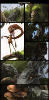 Pinocchio Madness details... by Norke