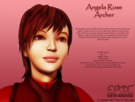 Angela Rose's Head by vasteel81