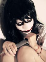 Jeff the killer cosplay-now by haozeke93