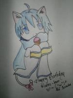 HPBD Kaito by RuScarlet