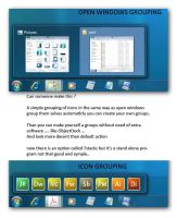 Icon grouping windows 7 by thekjub