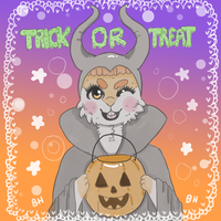 Trick or treat by bootiehole