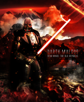 Darth Malgus by DromCZ