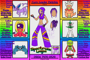 Leader Delphia Character Sheet
