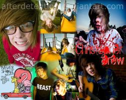 Christopher Drew by afterDETENTION