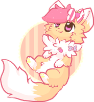 Candii-Mow :Mouse Request: by AppleDew