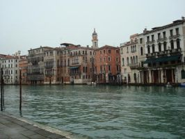 vista sul canale by Flore-stock