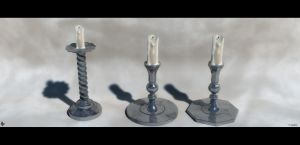 Candlesticks by barrymdesigns