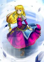 TLoZ: Skyward Princess... by Rebe-chan-vk