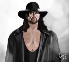 WWE Undertaker by GraficBorges