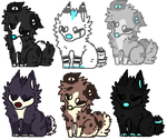 Fluffy Adopts ON HOLD by PAPERWlNGS