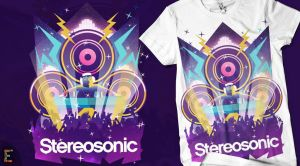 Stereosonic Boom by EdlouieArts
