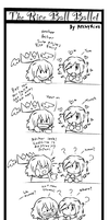 Rice Ball Ballet by Archykins
