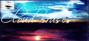 Snow-Bodys - Cloud Brushes by Snow-Body
