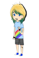 New ID I guess by Straight-AsA-Rainbow