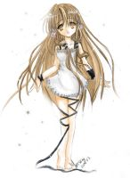 Chi from Chobits Fanart lala by yinsey