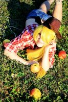 Apple by Freia-Raven
