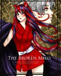 The Broken Miko by Roots-Love