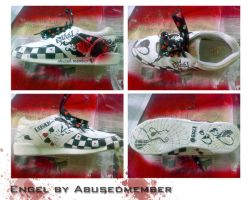 Engel Shoes by abusedmember