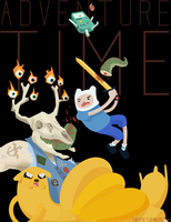 What Time is it? by seyrii