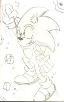 Sonic Jump: Up and Away by SpongeDudeCoolPants