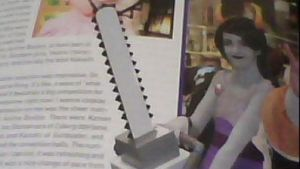 A KANAYA COSPLAYER IN AN OTAKU MAGAZINE?! by CALIBORNOuS