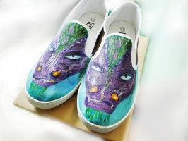 Dragon Shoes by SkyDragonQueen