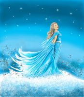 Winter Breeze by Laurasshadesofgrey
