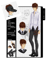[R-N] Alex Kyle by laticat