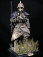 Death Korps of Krieg sniper by dollbutcher