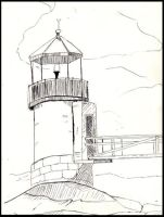 Lighthouse by Andared