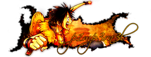 Luffy by Woodpecker300