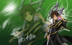 Teito Klein Wallpaper by Yugoku-chan